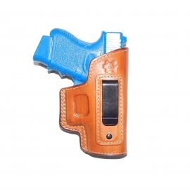 Coldre  Artesanal Velado Glock G28 G26 G27 G33