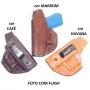 Coldre Artesanal Velado SIG SAUER P320